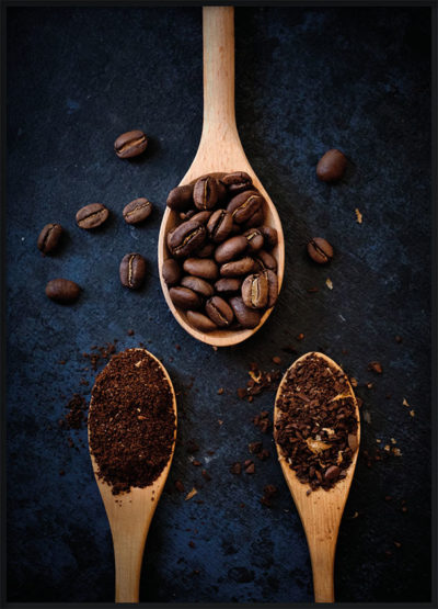 Coffee Spoons Poster